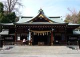 出水神社(水前寺成趣園敷地内)